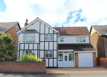 Thumbnail 4 bed detached house for sale in Wilmot Street, Heanor