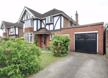 Thumbnail 4 bed detached house for sale in Charmandean Road, Worthing, West Sussex