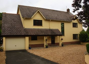 Thumbnail 4 bed detached house for sale in Llanddowror, Carmarthen