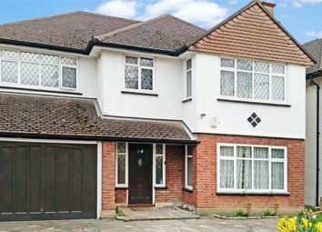Thumbnail 4 bed detached house to rent in Mount Stewart Avenue, Kenton, Harrow