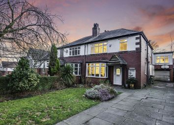 Thumbnail 4 bed semi-detached house for sale in Smithills Dean Road, Bolton