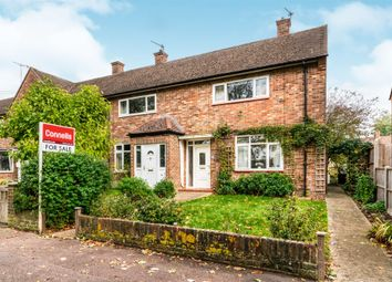 Thumbnail 2 bed end terrace house for sale in Weldon Way, Merstham, Redhill
