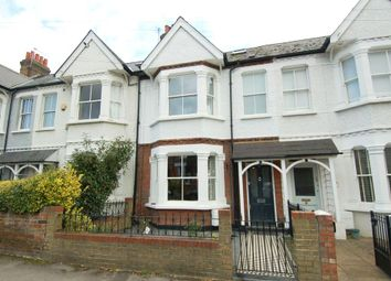 Thumbnail 4 bed terraced house for sale in Belgrade Road, Hampton