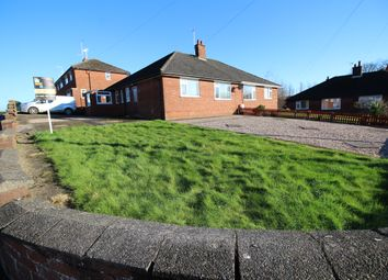 Thumbnail 2 bed semi-detached bungalow for sale in Moldsdale Road, Mold