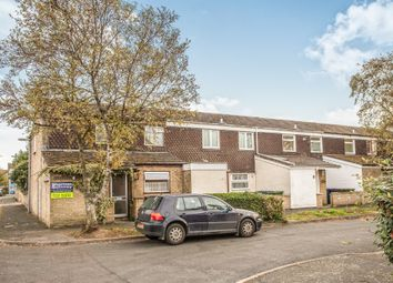 Thumbnail 2 bed end terrace house for sale in Cratherne Way, Cambridge