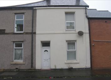 Thumbnail 2 bedroom terraced house to rent in Princess Louise Road, Blyth