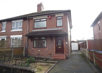 Thumbnail 2 bed semi-detached house for sale in Carmount Road, Abbey Hulton, Stoke-On-Trent