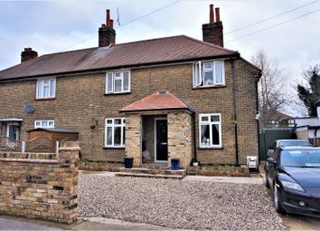 Thumbnail 4 bed semi-detached house for sale in Maldon Walk, Woodford Green