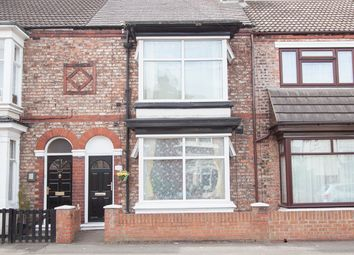 Thumbnail 3 bed terraced house for sale in Beechwood Road, Eaglescliffe