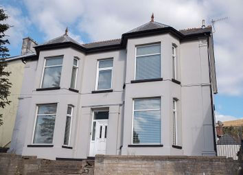 Thumbnail 4 bed detached house for sale in Brithweunydd Road, Tonypandy, Rhondda, Cynon, Taff.