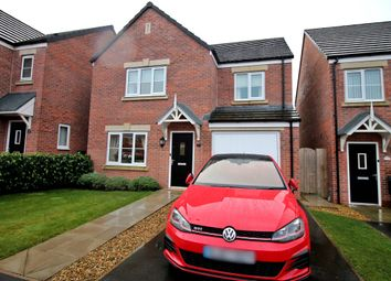Thumbnail 4 bed detached house for sale in Melbreak Avenue, Carlisle