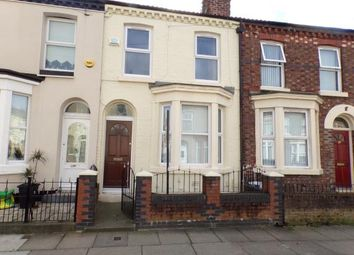 Thumbnail 3 bed terraced house for sale in Gladstone Road, Walton, Liverpool, Merseyside