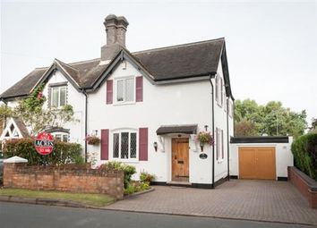 Thumbnail 3 bed cottage for sale in Oak Cottage, Forge Lane, Little Aston, Sutton Coldfield