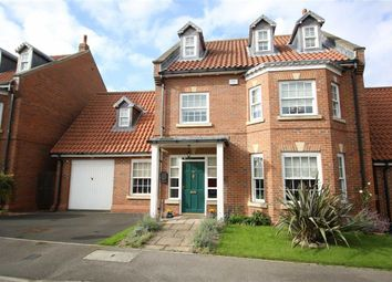Thumbnail 4 bed detached house for sale in Rymers Court, Haughton Manor, Darlington
