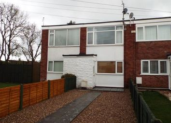 Thumbnail 2 bed terraced house for sale in Telford Way, Thurnby Lodge, Leicester, Leicestershire