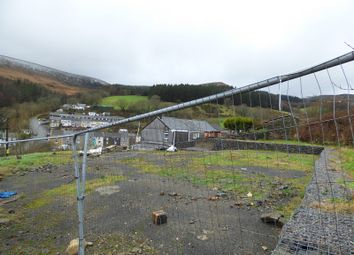 Thumbnail Land for sale in Station Road, Nantymoel, Bridgend.