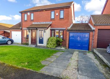 2 bed semi-detached house for sale in Underwood Grove, Cramlington NE23
