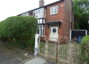 Thumbnail 3 bed semi-detached house for sale in Akesmoor Drive, Stockport