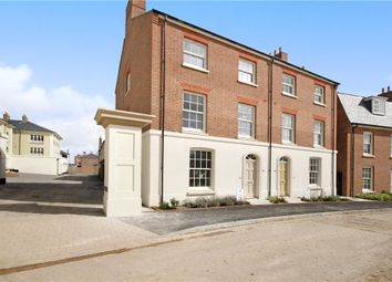 Thumbnail 4 bed semi-detached house for sale in Marsden Street, Poundbury, Dorchester
