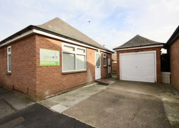 Thumbnail 1 bedroom bungalow to rent in Ernest Terrace, Lincoln