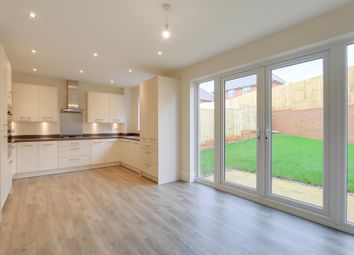 Thumbnail 3 bed detached house for sale in Curlew Way, Dawlish