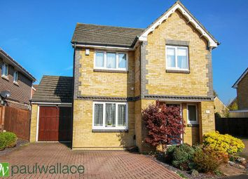 Thumbnail 4 bed detached house for sale in Nightingale Road, Cheshunt, Waltham Cross