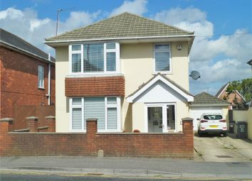Thumbnail 3 bed detached house for sale in Columbia Road, Ensbury Park, Bournemouth