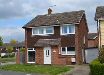 Thumbnail 4 bed link-detached house for sale in Hawfinch Road, Layer-De-La-Haye, Colchester