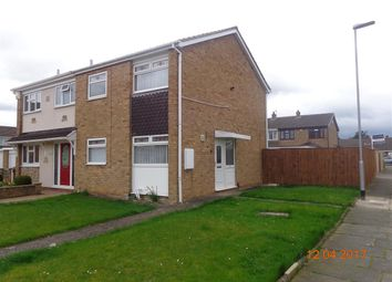 Thumbnail 3 bed semi-detached house to rent in Eastleigh, Thornaby, Stockton-On-Tees