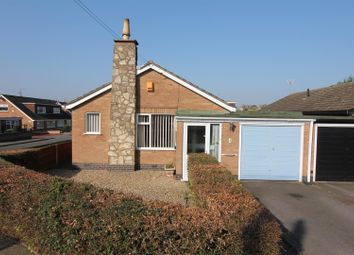 Thumbnail 3 bed detached bungalow for sale in Sunnyhill South, Burbage, Hinckley