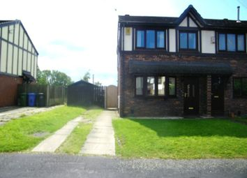 Thumbnail 3 bed semi-detached house to rent in Roeburn Way, Penketh, Warrington