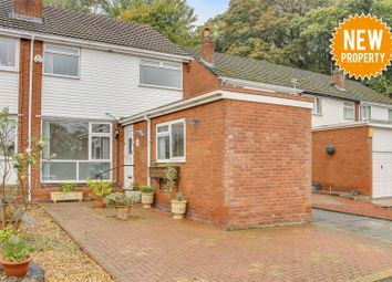 Thumbnail 3 bed semi-detached house for sale in Bagillt Road, Greenfield, Holywell