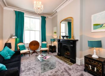 Thumbnail 2 bed flat to rent in Claverton Street, Pimlico