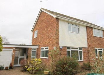 Thumbnail 3 bed property to rent in North Road, Crawley