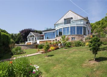 Thumbnail 5 bed property for sale in Riverside Road, Dittisham, Dartmouth, Devon