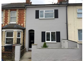 Thumbnail 3 bedroom terraced house for sale in Sherwood Street, Reading