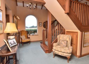Thumbnail 4 bed country house for sale in Fordhams Row, Rectory Road, Orsett