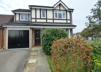 Thumbnail 4 bed detached house to rent in Cherry Orchard, Olney