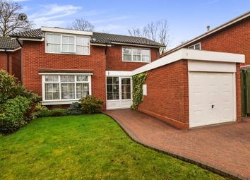 Thumbnail 4 bed detached house for sale in Kingsleigh Drive, Castle Bromwich, Birmingham