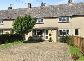 Thumbnail 3 bed terraced house for sale in Foxwood, Aston, Bampton