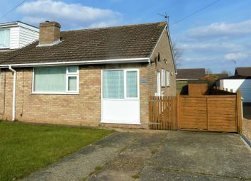 Thumbnail 2 bed semi-detached bungalow for sale in Cheltenham Way, Mablethorpe, Lincs