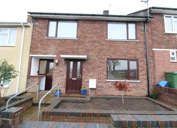 Thumbnail 3 bed terraced house for sale in Adit Walk, Pontnewydd, Cwmbran