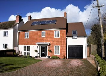 Thumbnail 4 bed detached house for sale in Upper Green, Hungerford