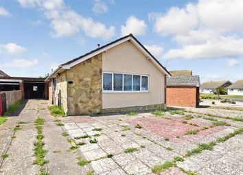 Thumbnail 2 bed bungalow for sale in Brockman Crescent, Dymchurch, Romney Marsh, Kent