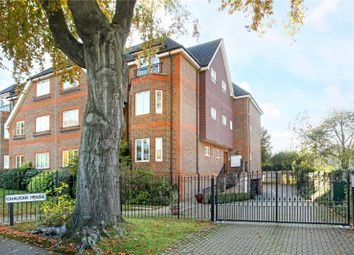 Thumbnail 2 bed flat for sale in Chaucer House, Upper Edgeborough Road, Guildford, Surrey