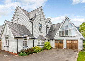 Thumbnail 4 bed detached house for sale in Churchill Way, Horsham, West Sussex