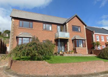 Thumbnail 4 bedroom detached house for sale in The Dell, Furnace, Llanelli