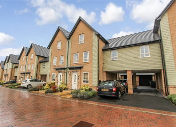 Thumbnail 4 bed terraced house to rent in Foren Crescent, Godmanchester, Huntingdon, Cambridgeshire