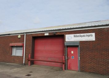 Thumbnail Industrial to let in Shelah Road, Halesowen