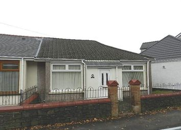 Thumbnail 2 bed bungalow for sale in Princess Louise Road, Llwynypia
